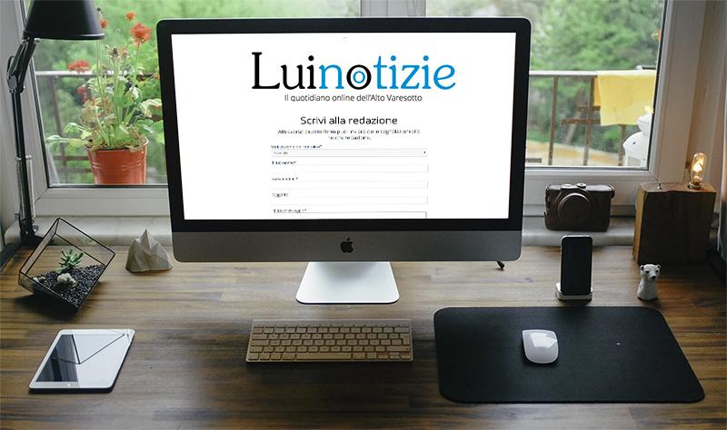 Scrivi alla redazione di LuinoNotizie