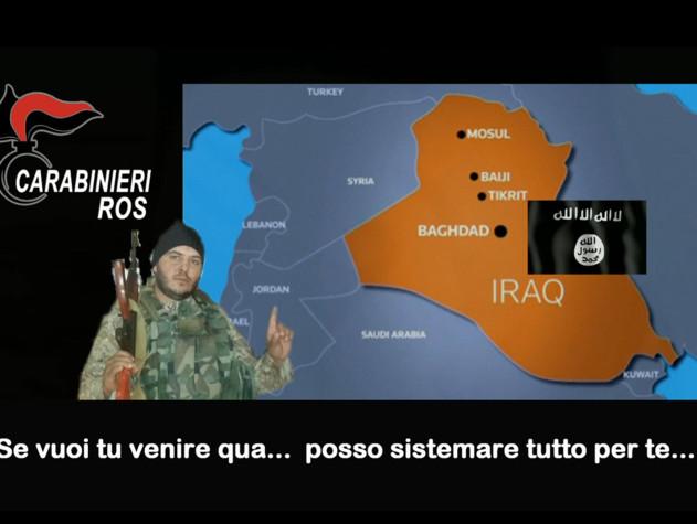 Terrorismo, operazione anti-Isis a Roma: le conversazione degli jihadisti