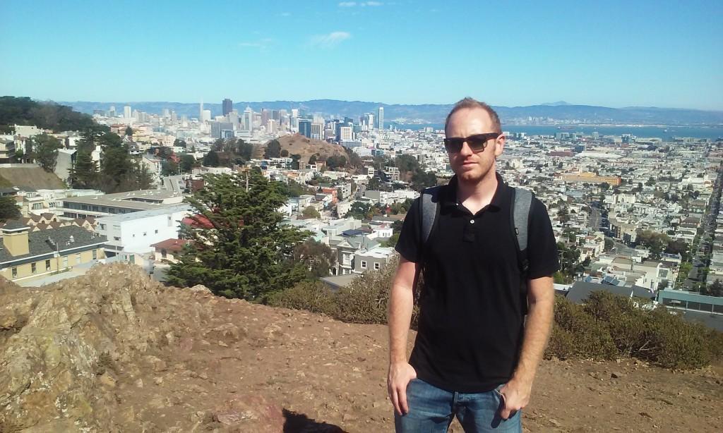 """""""Luinesi all'estero"""": negli States, a Berkeley, Iros Barozzi studia il genoma umano"""