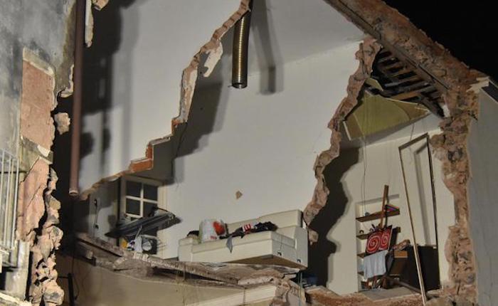Crollo palazzina, il Procuratore di Catania: