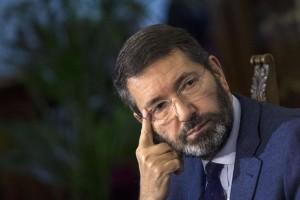 Il sindaco di Roma Ignazio Marino (ANSA/ANGELO CARCONI)