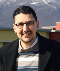 Il sindaco di Germignaga, Marco Fazio (facebook.com)