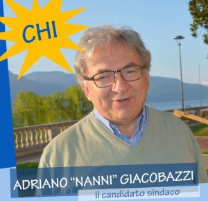 Adriano Giacobazzi, candidato sindaco per (facebook.com)