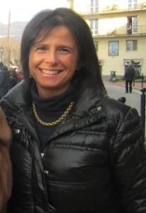 Il consigliere di maggioranza, Simona Ronchi, appartenente a Fratelli d'Italia (facebook.com)