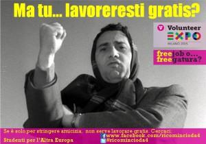 """""""La grande occupazione"""" - un film di EXPO 2015 Campagna contro il freejob degli Studenti per l'Altra Europa"""