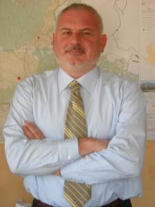 L'architetto Massimo Mastromarino, residente  e consigliere comunale di Ponte Tresa