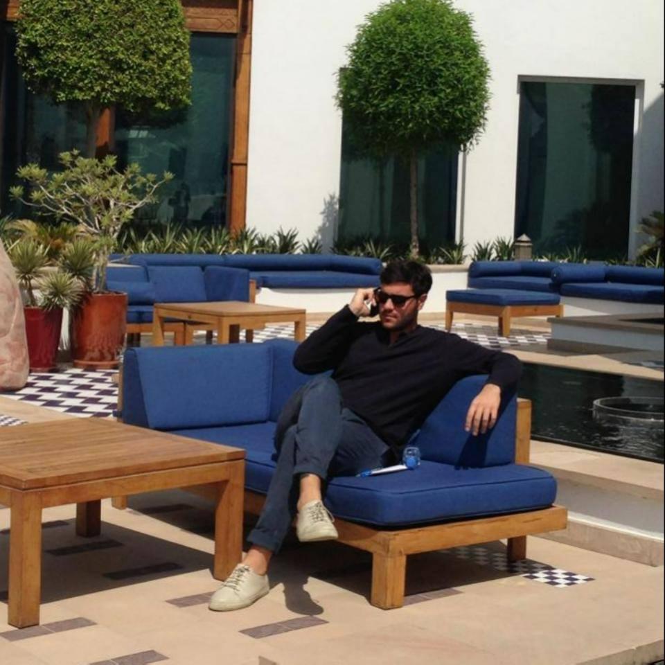 """""""Luinesi all'estero"""", Mattia Stragapede a Dubai lavora per una """"Events & Management Company"""""""