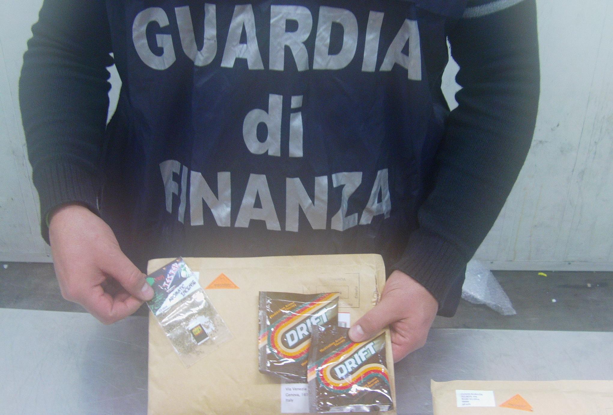 Continua la caccia alle nuove droghe da parte della Guardia di Finanza di Varese