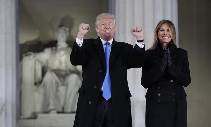 (ANSA/AP Photo/Evan Vucci)
