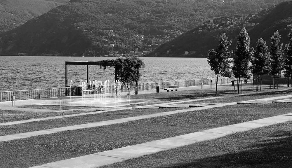 """Le """"Fontanelle"""" al Parco a Lago di Luino (Foto © Doriana Venezia)"""