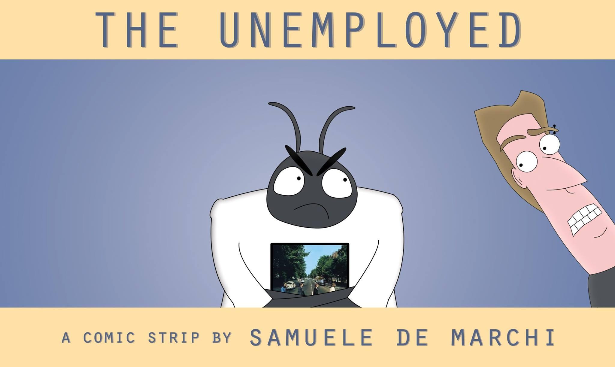"""""""The Unemployed"""" (© Samuele De Marchi)"""