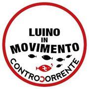 """Il simbolo della lista """"Luino in Movimento - Controcorrente"""""""