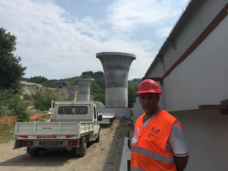 Il Presidente del Consiglio Regionale, Raffaele Cattaneo, insieme all'Assessore regionale alle Infrastrutture e Mobilità, Alessandro Sorte ha fatto un sopralluogo a Cantello a sei anni esatti dall'avvio del cantiere della linea ferroviaria Arcisate-Stabio