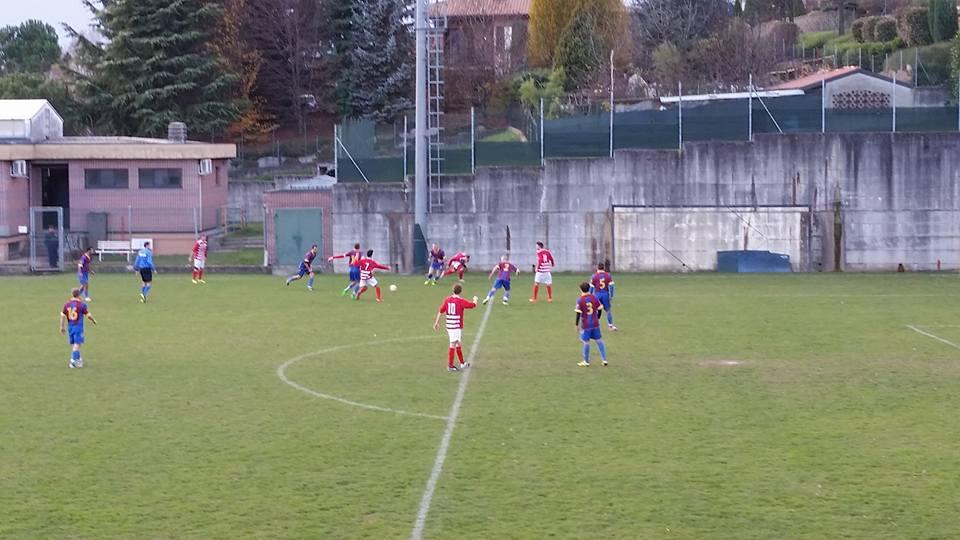 Calcio, il Luino-Maccagno vince 2-1 a Gazzada. Romano ed Ancelliero stendono il Casbeno Varese (Foto © Serafino Civitillo)