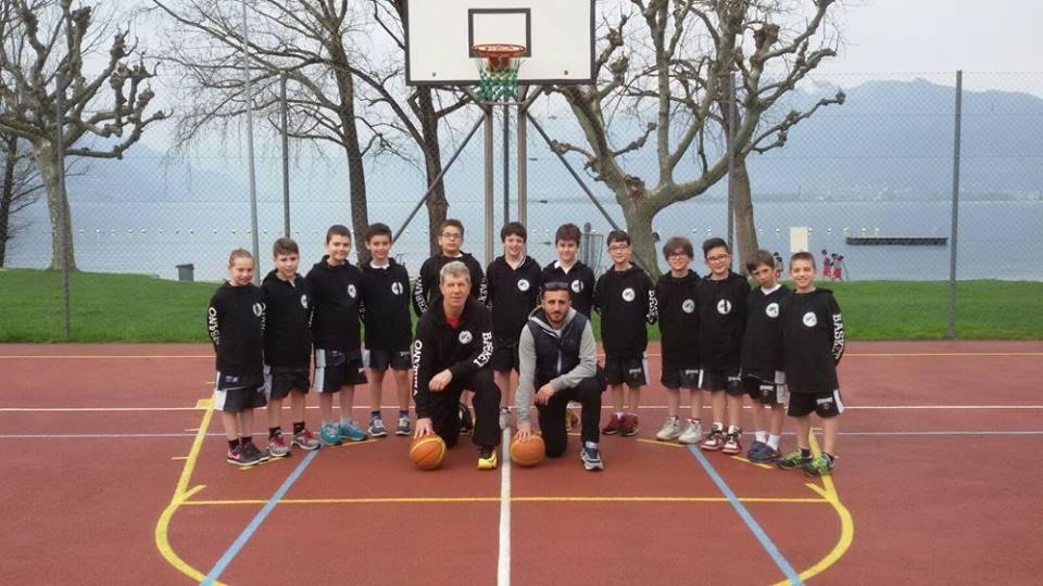 Basket Verbano: bella esperienza per gli Aquilotti al Torneo di Gordola