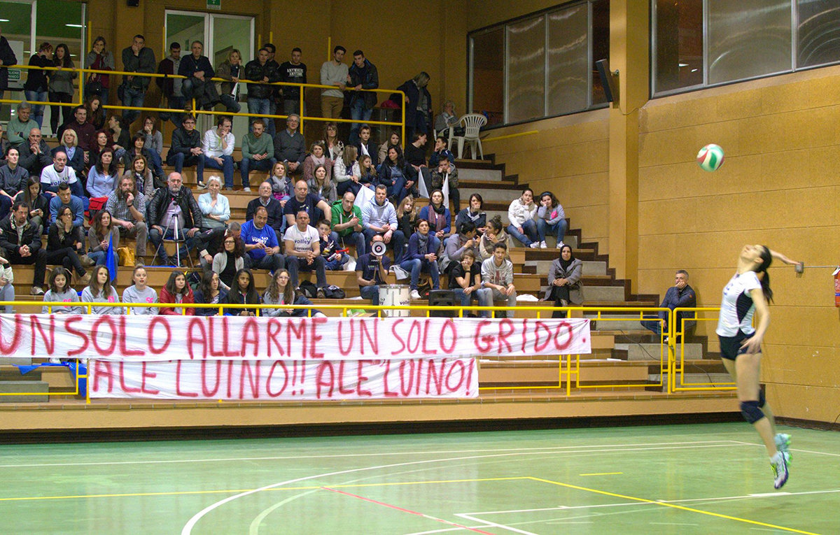 L'Epikure Luino Volley riparte senza paura: 3-0 alla Marnatese (Foto © Francesco Muzzopappa)