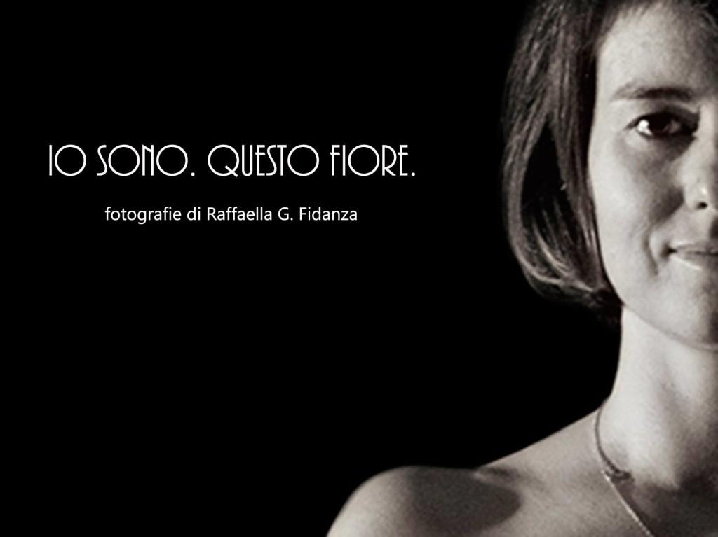 """Germignaga, """"violeNza dOnna"""": sabato l'inaugurazione della mostra """"Io sono. Questo fiore"""" di Raffaella G. Fidanza"""