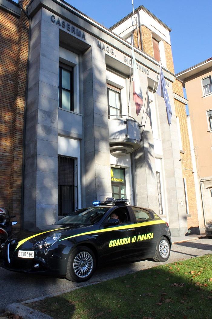 Luino, la GdF smaschera due imprese sconosciute al fisco. Evasione per oltre 6 milioni di euro