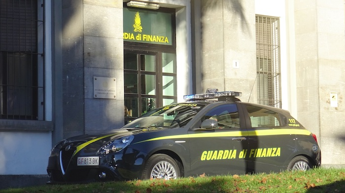 Un tesoro che vale 7 milioni di euro, il maxi-sequestro della Guardia di Finanza di Luino