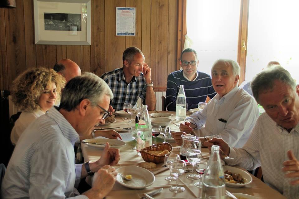Maccagno con Pino e Veddasca - Gambarogno al tavolo della condivisione su temi comuni
