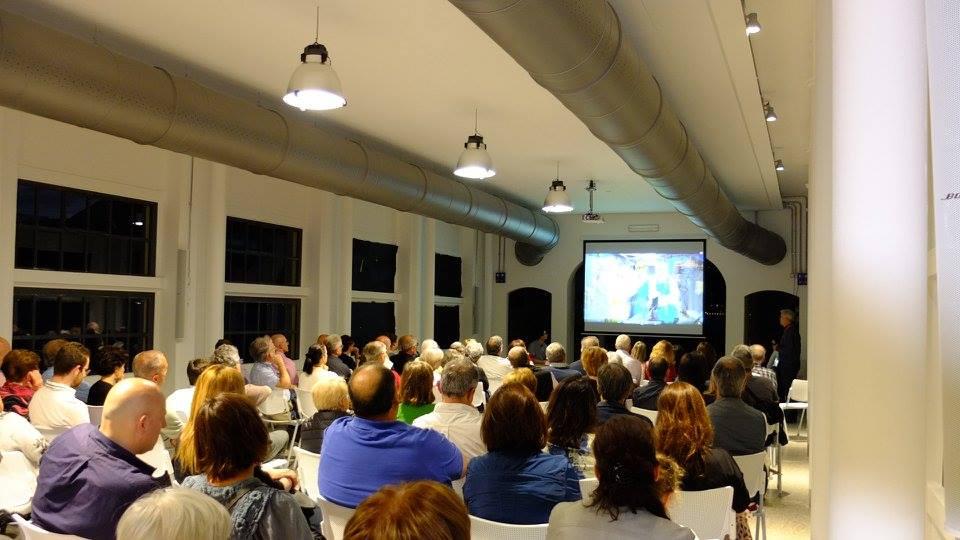 Grande successo per la serata Emergency a Germignaga sulle mine antiuomo (Foto © GruppoEmergency Varese)