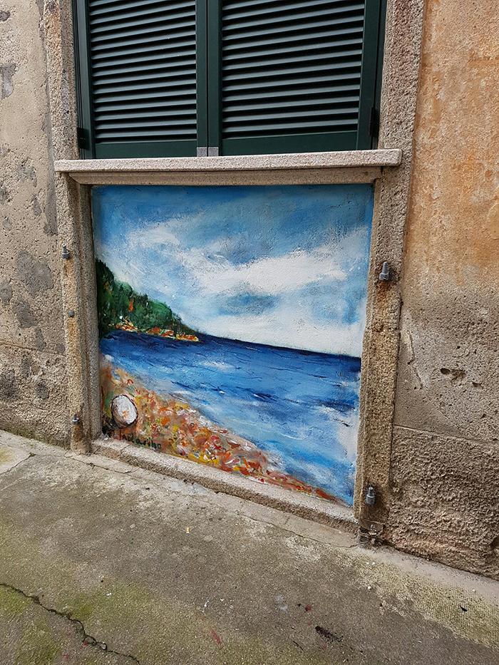 La rinascita della comunità di Maccagno Inferiore riprende vita grazie all'arte?