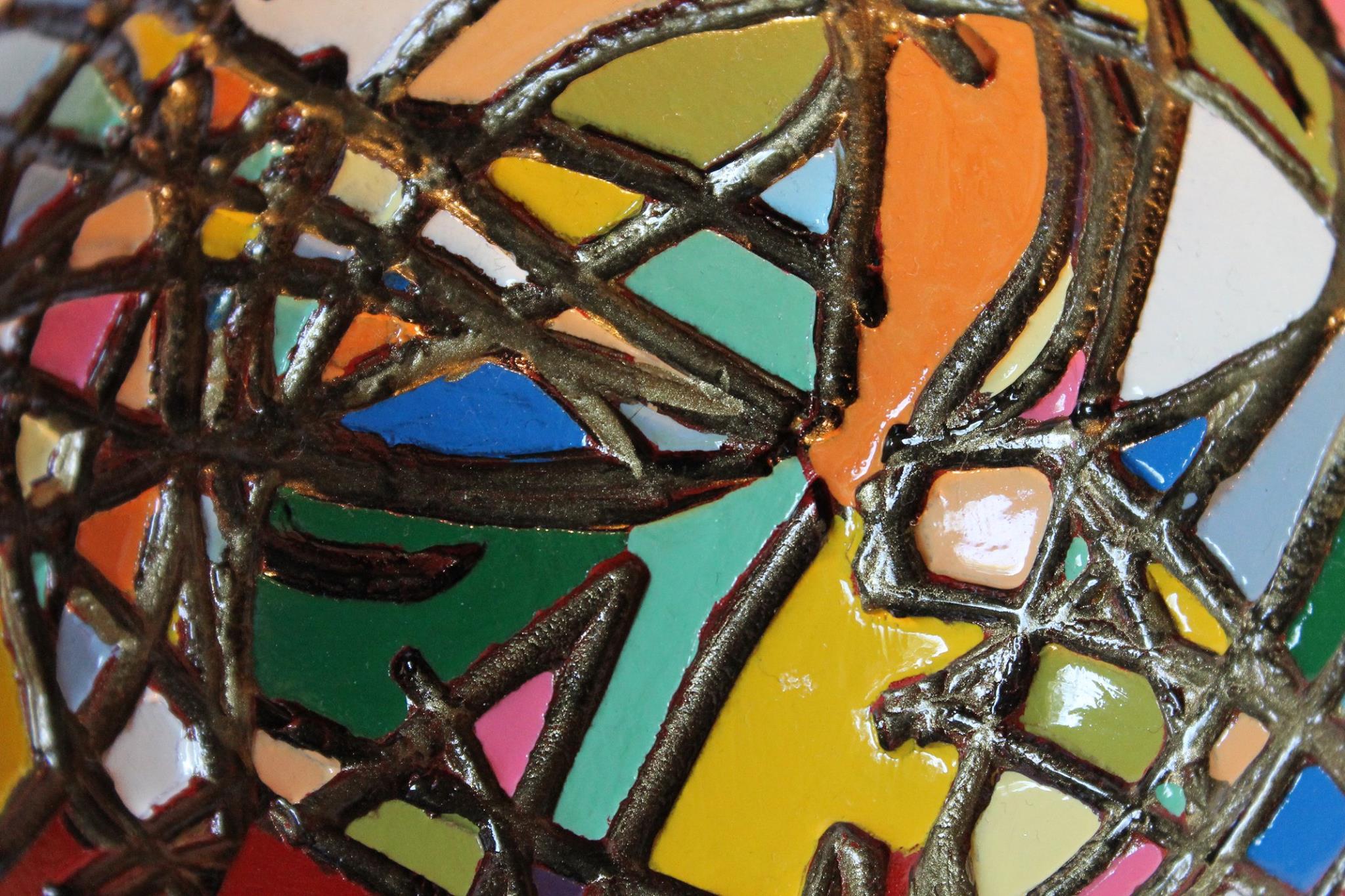 """Luino, """"Gocce d'Arte"""": oggi alle 18 il vernissage di """"Sphaera et Phantasy"""", mostra di Alberto Chisari"""