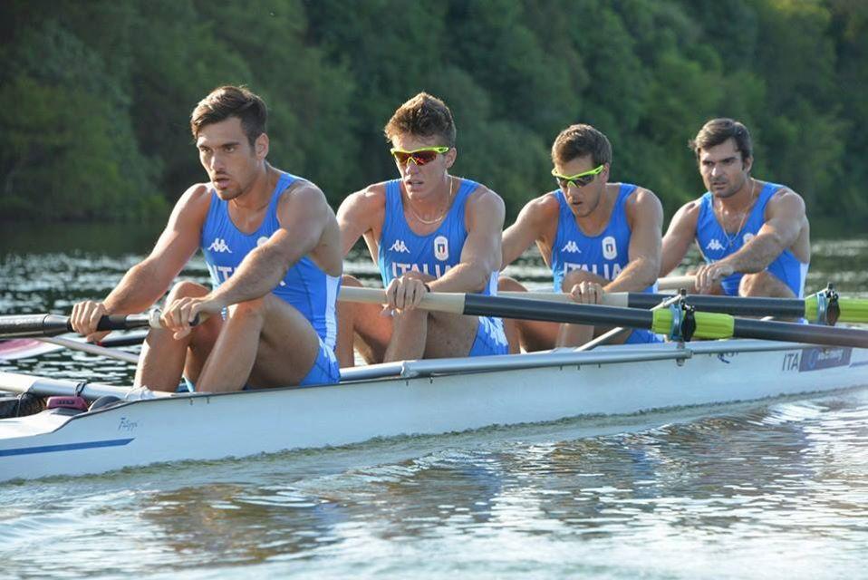 """Rio 2016, Canottaggio: azzurri bronzo nel """"4 senza"""". In aumento le medaglie italiane"""
