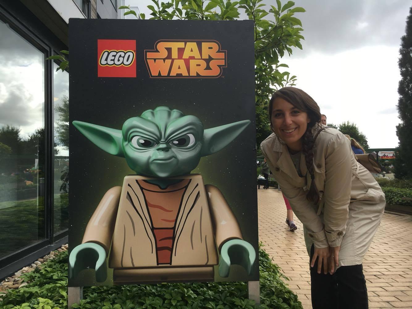 """""""Luinesi all'estero"""", Chiara Tepsich in Danimarca è Marketing Manager per LEGO Star Wars"""