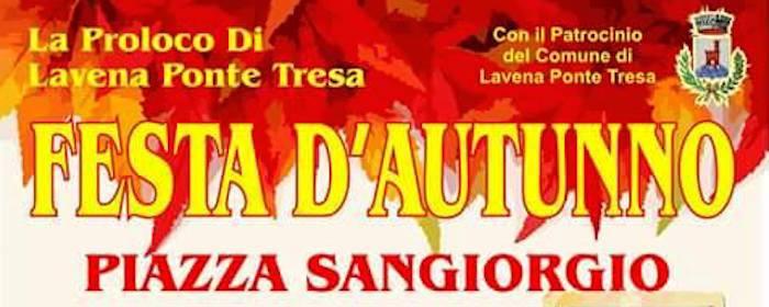 """Lavena Ponte Tresa: la Proloco segue il susseguirsi delle stagioni presentando la """"Festa d'autunno"""""""