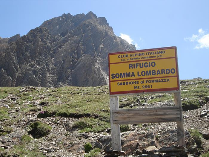 CAI escursione al rifugio Somma il 4 settembre