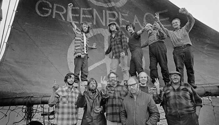 Greenpeace compie 45 anni: dalla battaglia contro i test atomici a quella contro i cambiamenti climatici