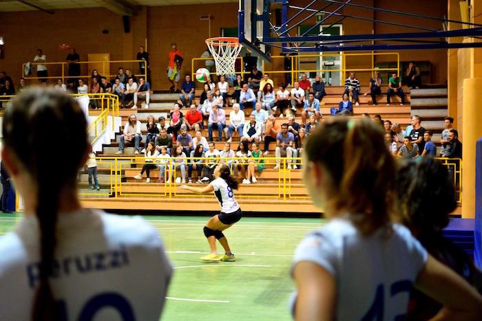 Foto © Francesco Muzzopappa - Coppa Lombardia: ottimo inizio per l'Opel Passeri Luino Volley che vince 3-1 tra le mura di casa