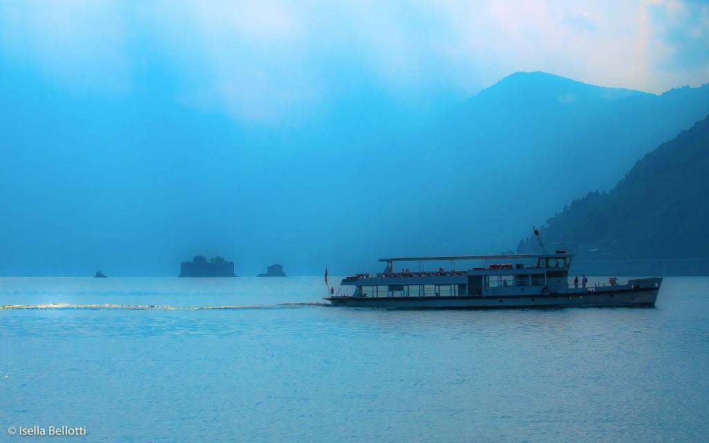 """Buongiorno con il """"lago e le sue sfumature"""", la foto del giorno di Isella Bellotti"""