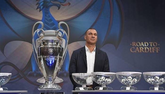 (Foto © UEFA Champions League - Facebook)
