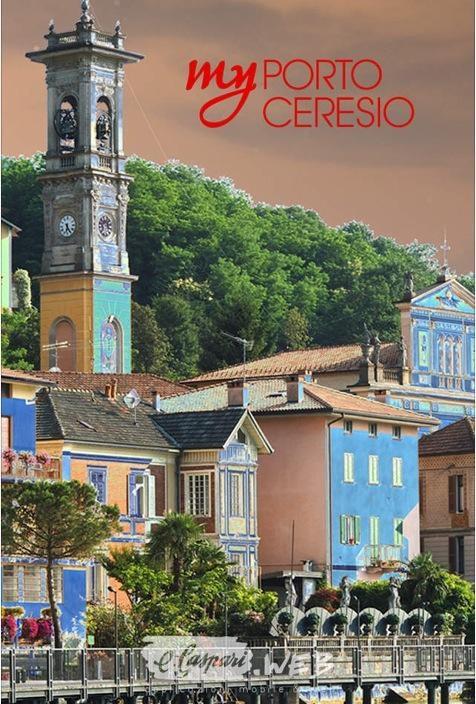"""Porto Ceresio, le segnalazioni dei cittadini, ora anche tramite l'applicazione """"My Porto Ceresio"""""""