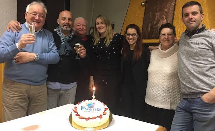 """Luino, """"Eventi Lago Maggiore"""" festeggia il suo secondo compleanno"""