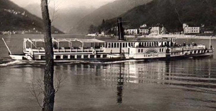 Progetto Boatnow: Porto Ceresio cerca cartoline d'epoca, foto e storie di un tempo