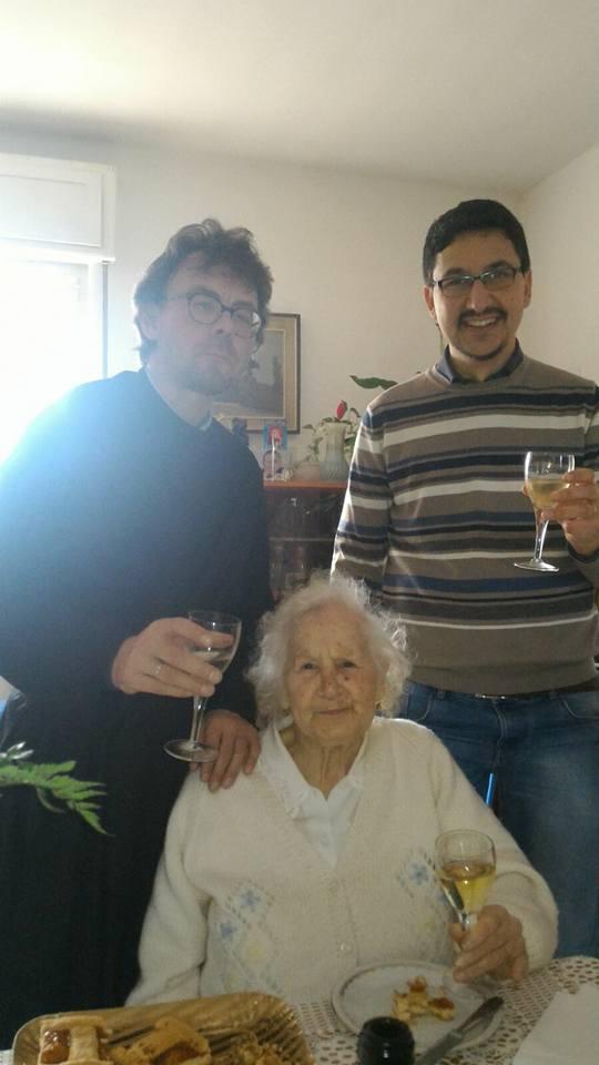 Germignaga: tanti auguri a nonna Letizia, che oggi ha festeggiato i suoi 100 anni