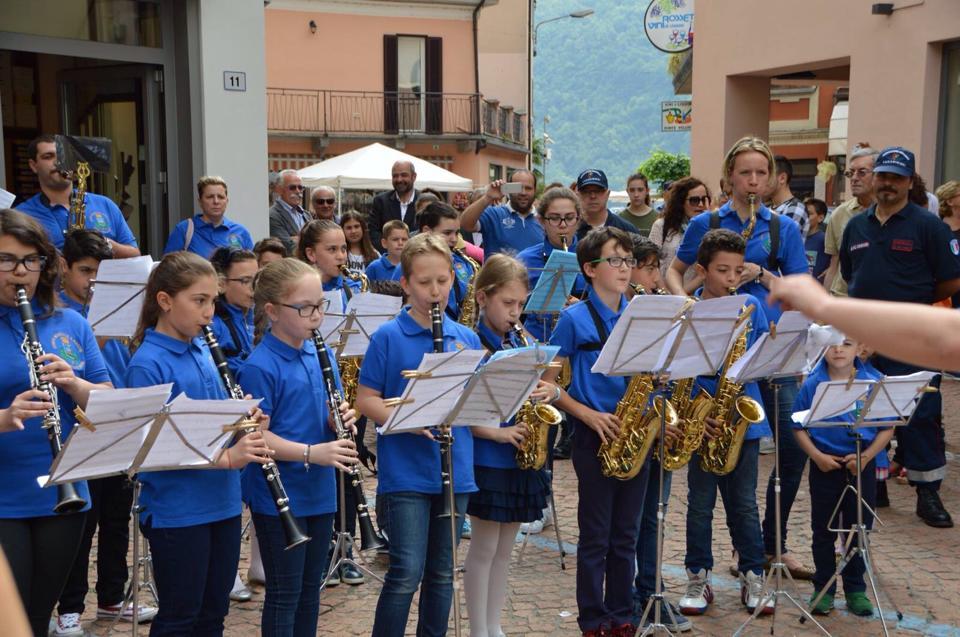 Lavena Ponte Tresa, il Corpo Musicale G. Puccini: dagli esordi ad oggi