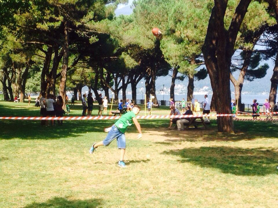 """La manifestazione """"Germignaga vive di Sport"""" del 13-14 settembre (© Marco Fraquelli - facebook.com/marco.fraquelli)"""