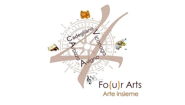 """Cadegliano Viconago, nasce la rassegna culturale """"Fo(u)r Arts""""- arte insieme"""