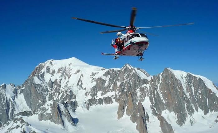 (Foto © Corpo Nazionale Soccorso Alpino e Speleologico - CNSAS)