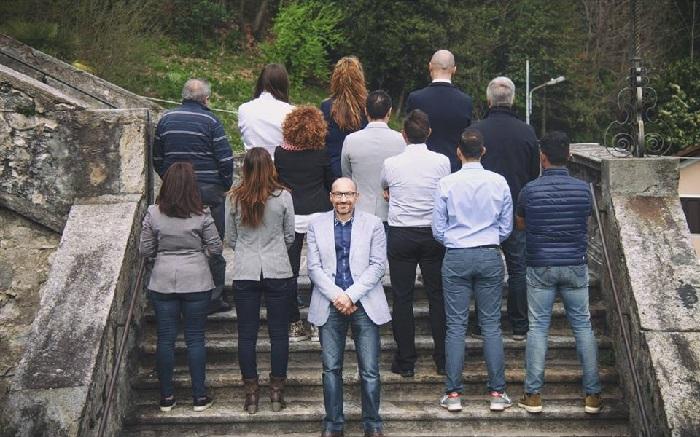 """Elezioni a Marchirolo, Salvatore Parise inizia la presentazione della lista """"Marchirolo in evoluzione"""""""