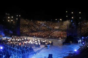 La serata inaugurale dell'International Opera Awards all'Arena di Verona (oscardellalirica.com)