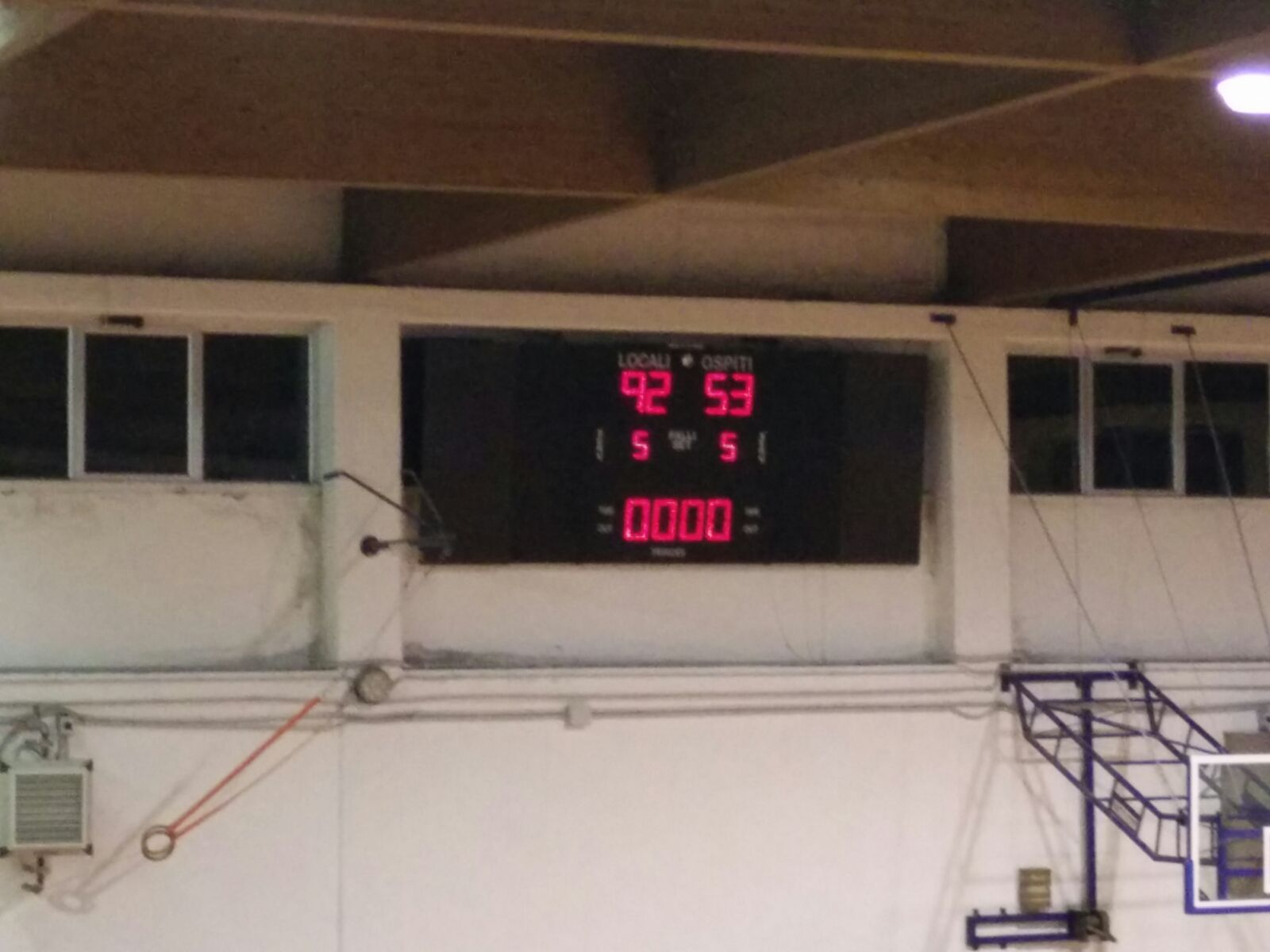 Torneo Uisp: il Basket Verbano torna alla vittoria, per Alebbio non c'è scampo. Finisce 92-53
