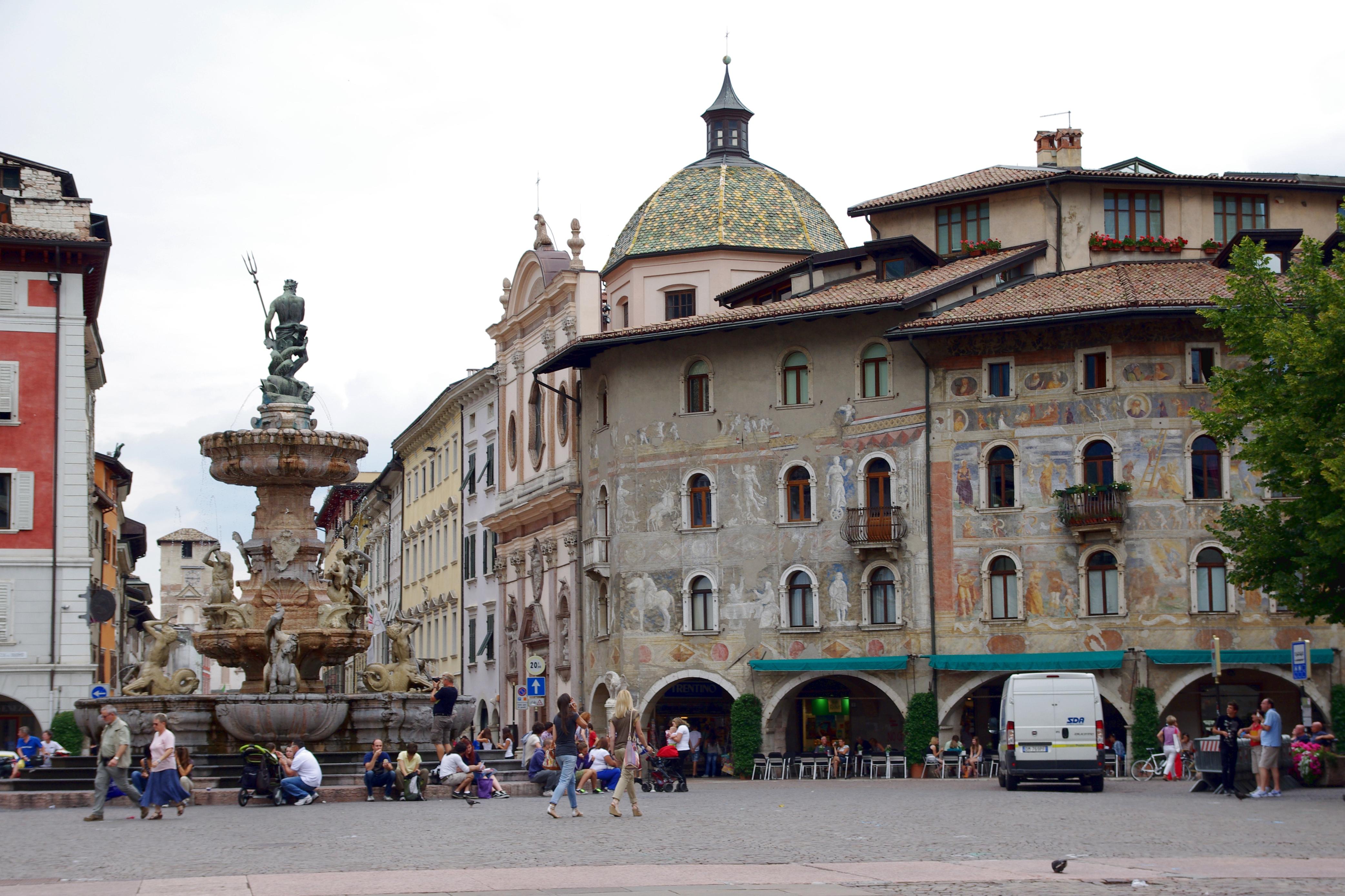 Trento Italy  City pictures : Lo Stivale Pensante | La Provincia di Trento al top per la qualità ...