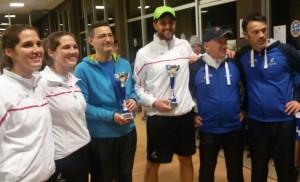 """Luino, Tennis: al centro sportivo """"Le Betulle"""" il torneo di Natale. Ecco i vincitori"""