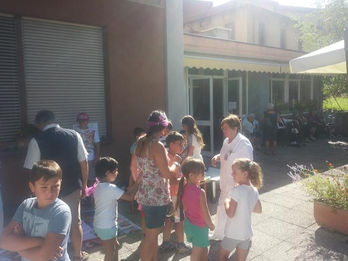 Luino, il campo estivo del Monsignor Comi occasione di crescita per i bambini