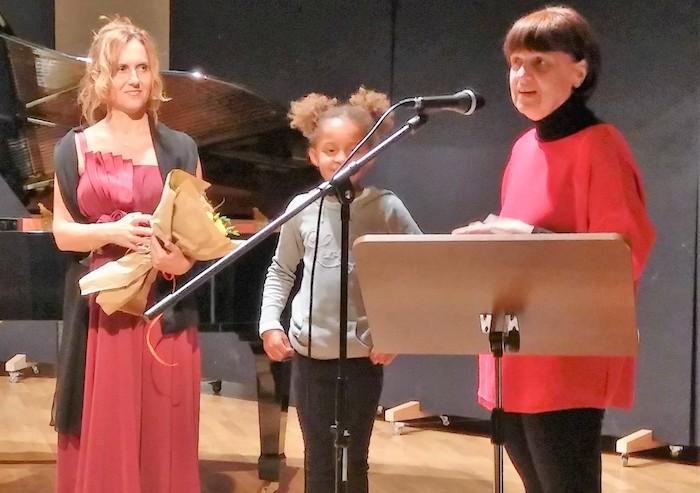 Maccagno, un meritato successo il concerto di Marco Marcuzzi e Vincenza Giacoia